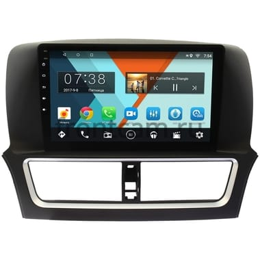 Faw Besturn X80 (2018-2019) Wide Media MT1037NF-1/16 на Android 7.1.1