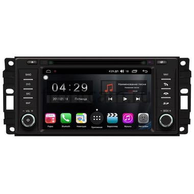 FarCar Winca S200+ для Chrysler 300C I, Sebring III, Town Country V, Grand Voyager V 2008-2015 на Android 8.0 (A202)