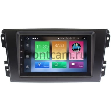Datsun On-Do, Mi-Do 2014-2019 Wide Media WM-VS7A705-PG-4/64-RP-DTOD-95 на Android 10 (DSP / IPS / 4Gb / 64Gb)