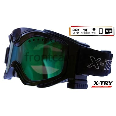 X-TRY XTM100 HD1080P WiFi